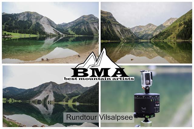 Rundtour Vilsalpsee - Wandern Tannheimer Tal - Outdoor Blog BMA - Wandern Österreich - Premiumwanderweg Vilsalpsee