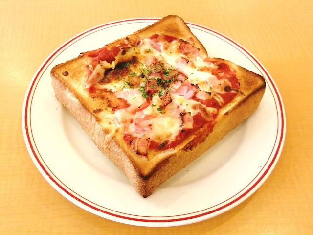 Easy Bread Pizza Recipe