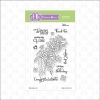 FBS Lilac Dreams 4x6 Clear Stamp Set