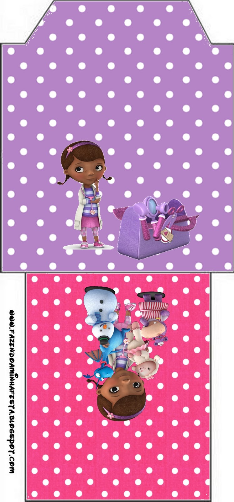Doc McStuffins: Free Party Printables. - Oh My Fiesta! in ...