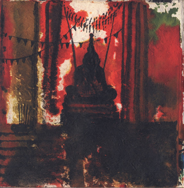 Angkor vu par Lorenzo Mattotti