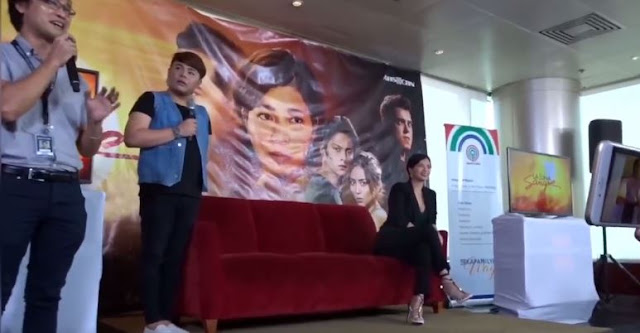 PRESS-CON: Angel Locsin's Comeback In La Luna Sangre Has Been A Hot Topic Online!