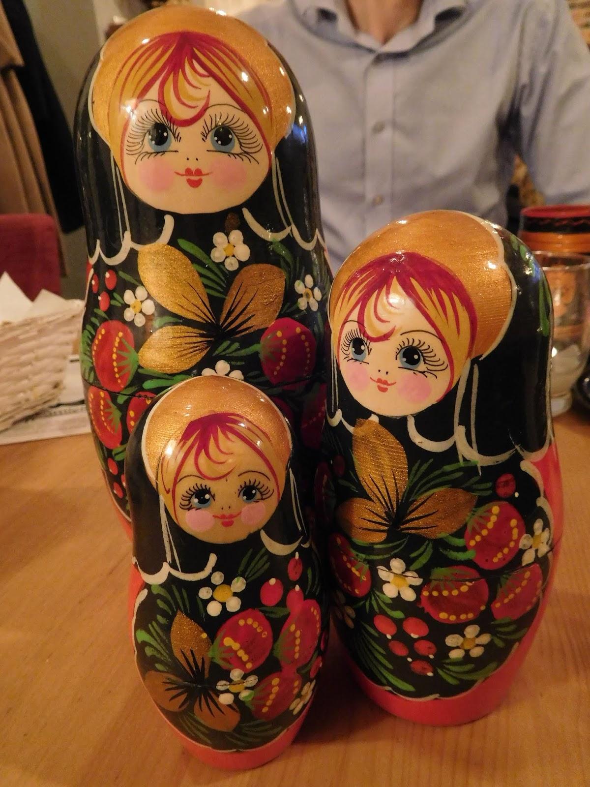 Skamiejka Kuchnia Rosyjska Przez Duże R