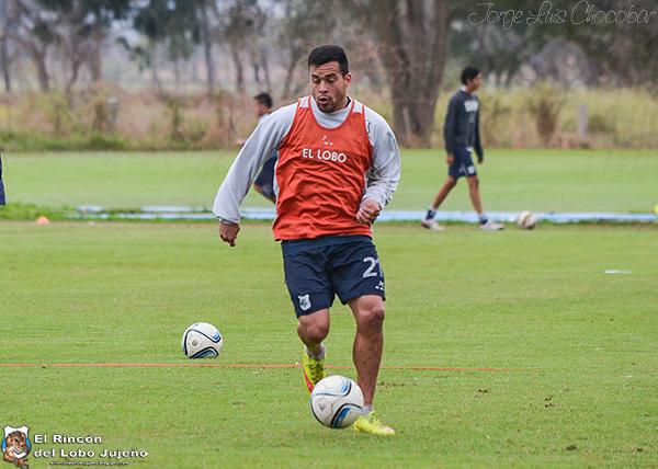 Ignacio Sanabria será baja hasta 2016