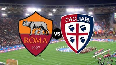 مشاهدة مباراة روما وكاليارى