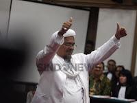 Cerdas, Kesaksian Habib Rizieq di Sidang Bikin Kubu Ahok Terdiam
