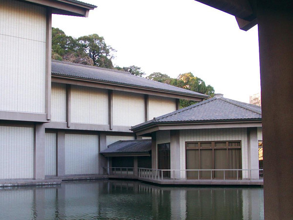 Reimeikan Museum Kagoshima Japan