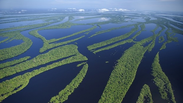 Rio Amazonas, O Maior Rio do Planeta
