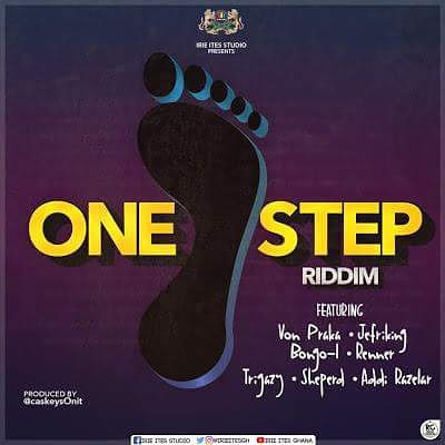 "Irie Ites Studio Releases ""One Step Riddim"" Album This Weekend"