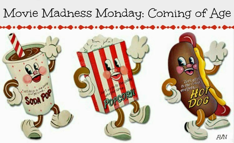 A Vintage Nerd, Movie Madness Monday, Classic Film Recommendations