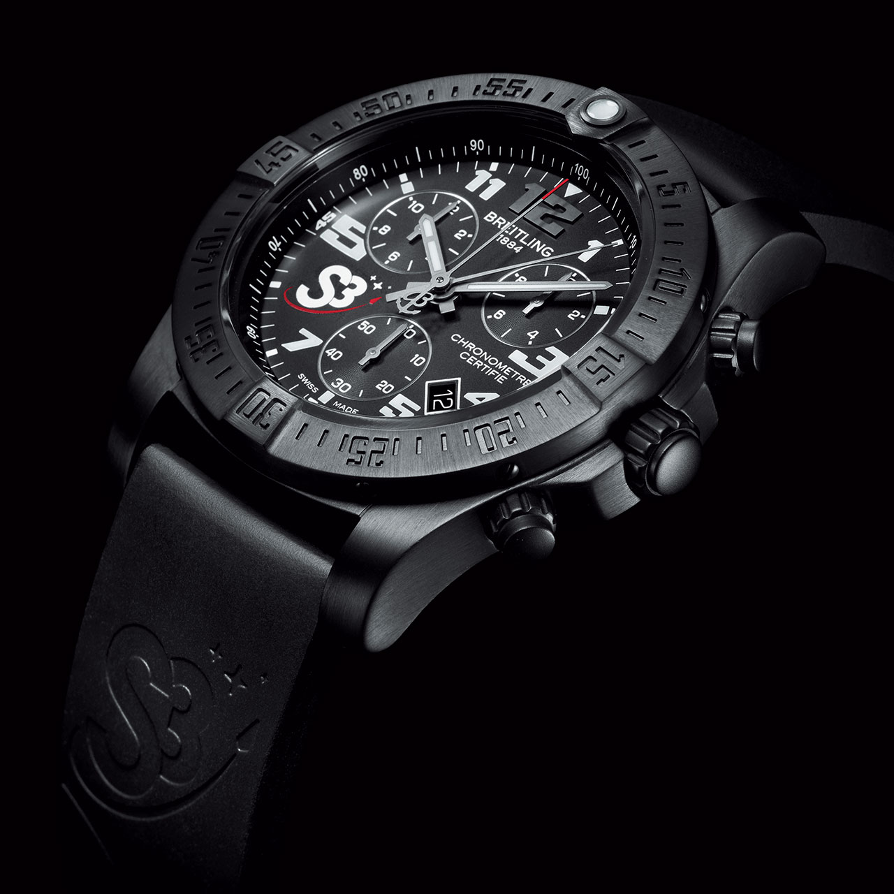 Breitling Chronograph S3 Watch