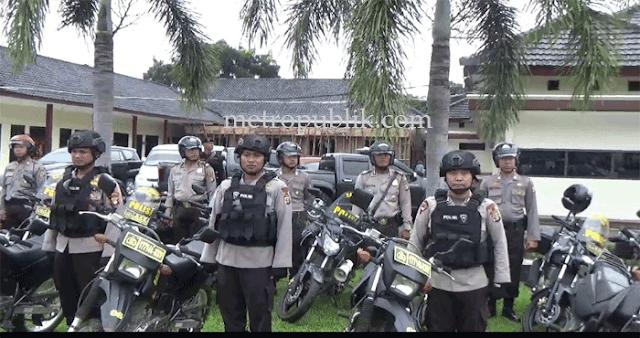 Gelar Ops Lilin Krakatau, tingkatkan keamanan perayaan Natal dan Tahun Baru