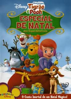 Tigrão e Pooh : Especial de Natal dos Super Detetives Dublado