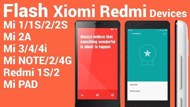 Sekarang dan Selamanya Takkan Pernah Sulit Lagi Mencari Fastboot Rom Xiaomi Miui: Semua Ada Di Miuitutorial.com