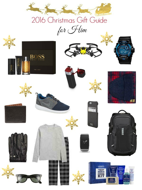 Gift ideas for the men in your life - Ioanna's Notebook