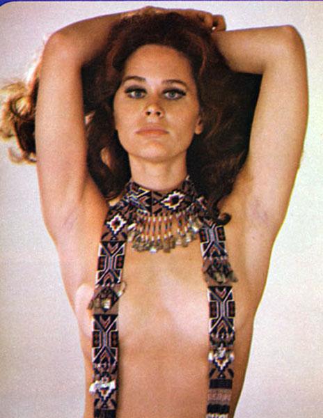 Black nude karen Karen Black