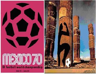 México 1970 y 1986