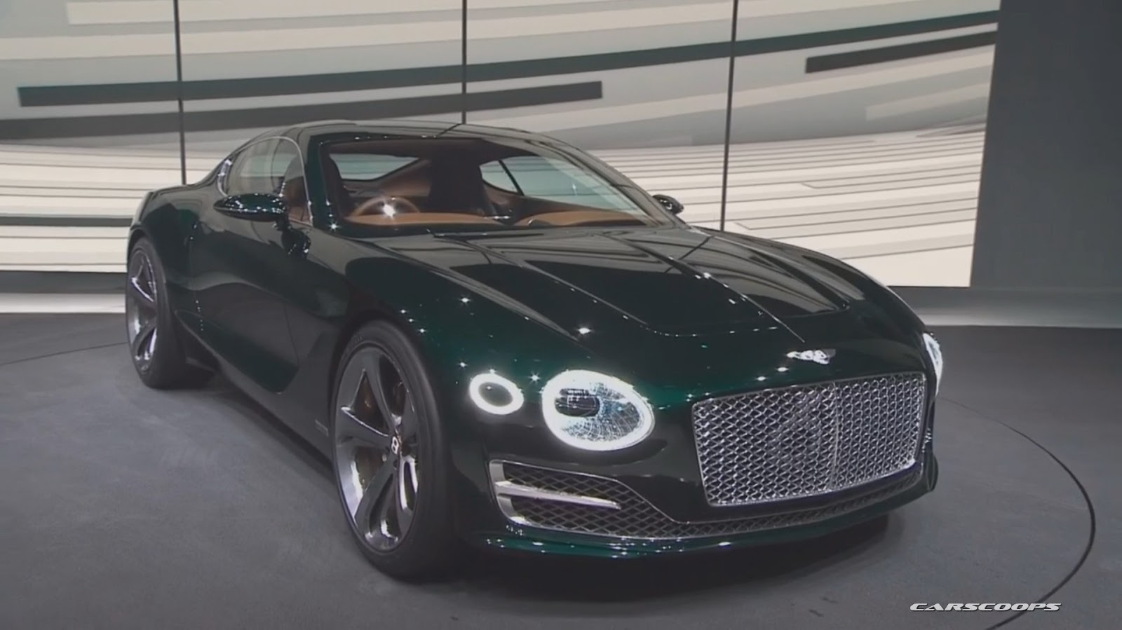 bentley 39 s new exp 10 speed 6 sports coupe concept hints at new series updated carscoops. Black Bedroom Furniture Sets. Home Design Ideas