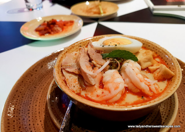 Laksa in 24th St Dusit Thani Dubai