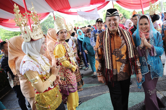 Gubernur Ridho Mantapkan Infrastrur Jalan Provinsi di Tulang Bawang