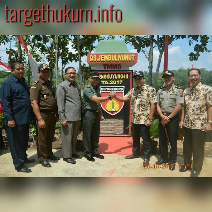 Masyarakat Desa Jumbul Wunut Senang Adanya TMMD Sengkuyung Tahap III Oleh TNI Kodim 0718 Pati