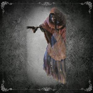 Hemwick Grave Woman (Cleaver & Molotov)