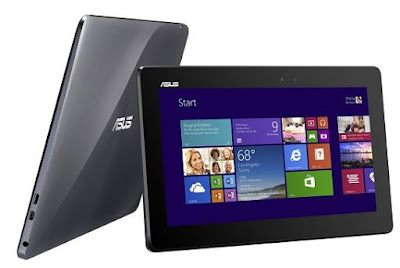 Asus Transformer Pad TF103C Specifications - LAUNCH Announced 2014, June  This is not a GSM device, it will not work on any GSM network worldwide. DISPLAY Type IPS LCD capacitive touchscreen, 16M colors Size 10.1 inches (~64.4% screen-to-body ratio) Resolution 800 x 1280 pixels (~149 ppi pixel density) Multitouch Yes, up to 10 fingers BODY Dimensions 257.5 x 178.4 x 9.9 mm (10.14 x 7.02 x 0.39 in) Weight 550 g (1.21 lb) SIM No  - Optional mobile dock with standard QWERTY keyboard and trackpad PLATFORM OS Android OS, v4.4.2 (KitKat) CPU Quad-core 1.86 GHz Chipset Intel Atom Z3745 GPU Intel Gen 7 (Ivy Bridge) MEMORY Card slot microSD, up to 64 GB (dedicated slot) Internal 8/16 GB, 1 GB RAM CAMERA Primary 2 MP Secondary VGA Features Geo-tagging Video Yes NETWORK Technology No cellular connectivity 2G bands N/A GPRS No EDGE No COMMS WLAN Wi-Fi 802.11 a/b/g/n, dual-band GPS Yes, with GLONASS USB microUSB v2.0, USB Host Radio No Bluetooth v4.0 FEATURES Sensors Accelerometer, compass Messaging Email, Push Mail, IM Browser HTML Java No SOUND Alert types Vibration; MP3, WAV ringtones Loudspeaker Yes, with stereo speakers 3.5mm jack Yes BATTERY  Non-removable Li-Po battery (19 Wh) Stand-by  Talk time Up to 9 h 30 min (multimedia) Music play  MISC Colors Black, White  - MP3/WAV/WMA/AAC player - MP4/H.264 player - Document viewer - Photo viewer/editor - Voice memo