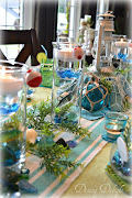 Fishing Tablescape