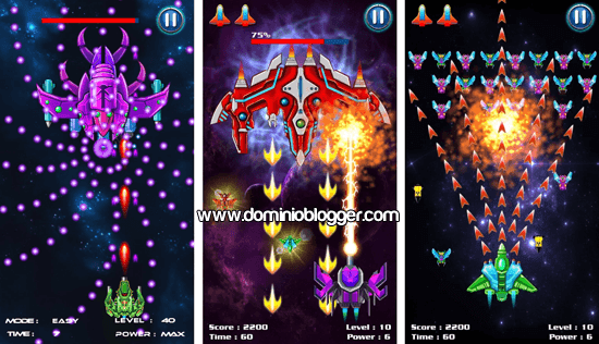 Galaxy Attack Alien Shooter para Android