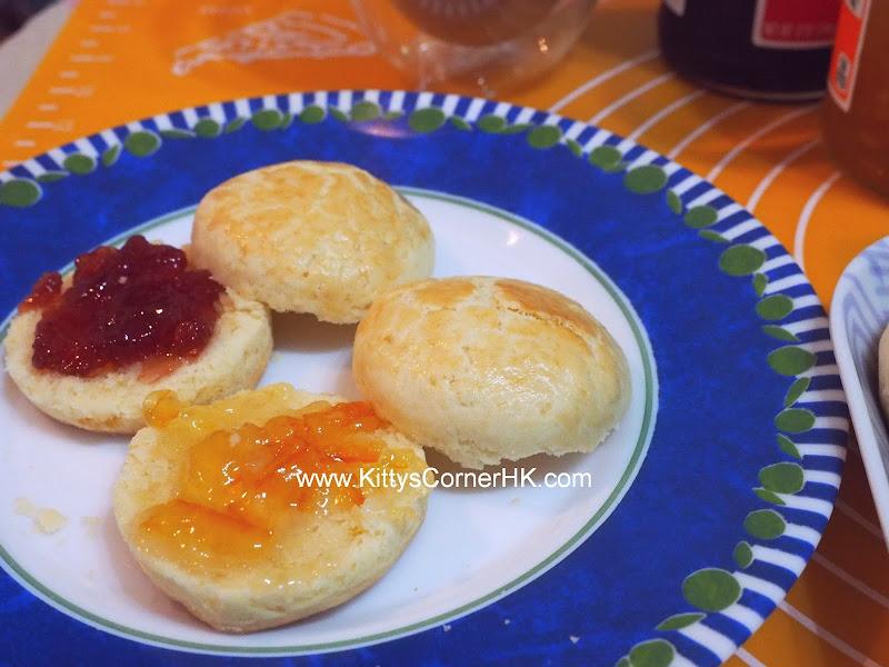 Scones DIY recipe 司康餅 自家烘焙食譜