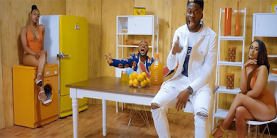 Video DJ ECool feat Davido - ADA (