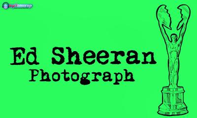 Download Cover Lagu Ed Sheeran - Photograph Mp3 Gratis