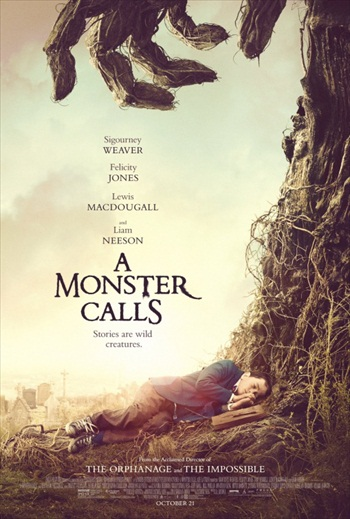 A Monster Calls 2016 English DVDScr 700MB