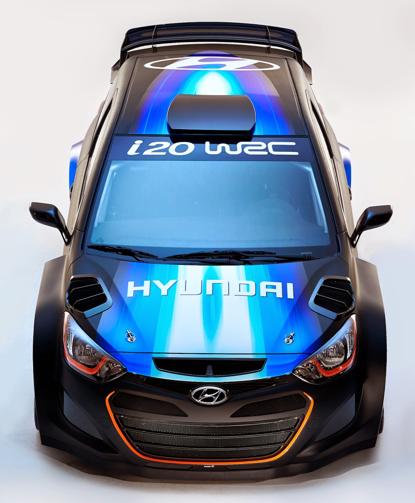 Modification Rally Car Look Hyundai I20 Best Sport Car