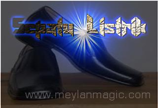 sepatu,sandal,selop,listrik,super,sakti,kilat buana