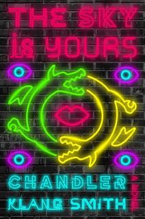 The Sky is Yours, Chandler Klang Smith, Book Scoop, InToriLex