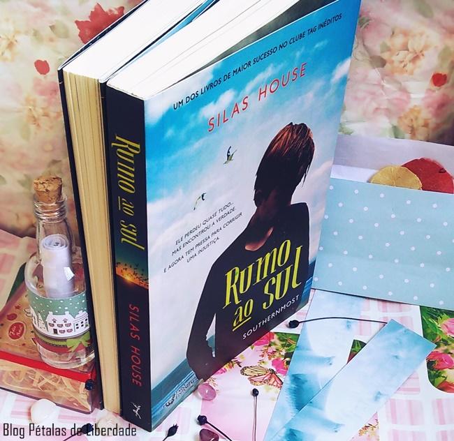 Resenha, livro, Rumo-ao-Sul, Silas-House, Faro-Editorial, blog-literario-petalas-de-liberdade, trecho, southernmost, capa