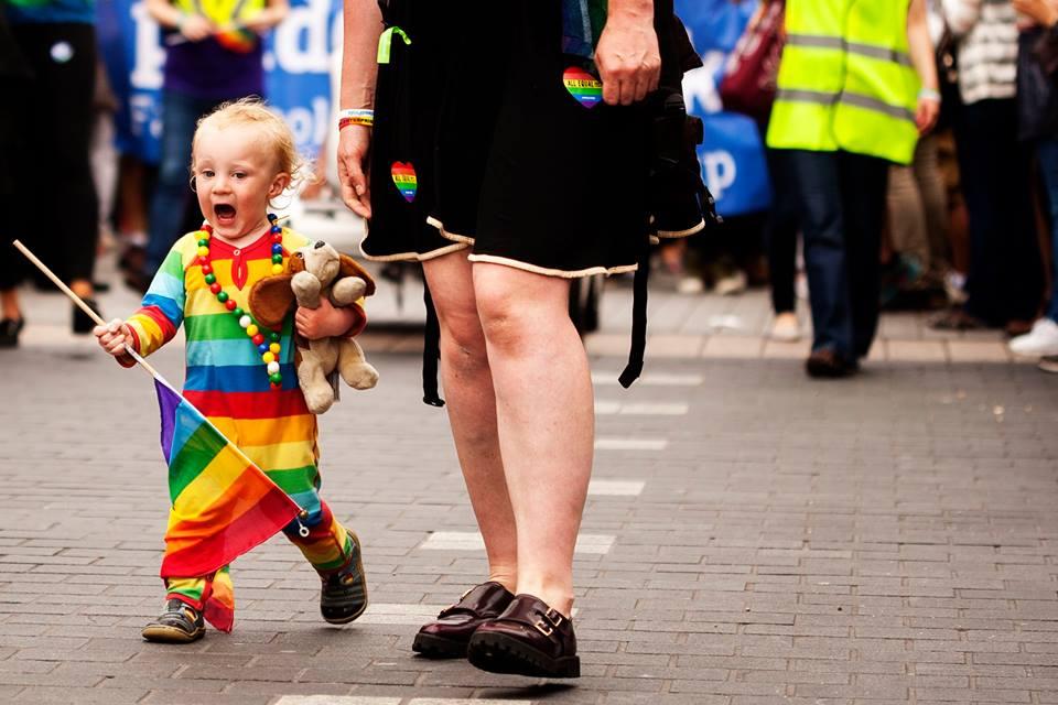 Lectura Ruido en las fiestas del orgullo gay - Proyecto