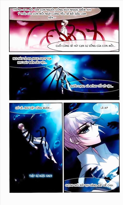 Huyết Tộc Cấm Vực chap 64 page 8 - IZTruyenTranh.com