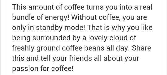 Hantu kopikah aku?