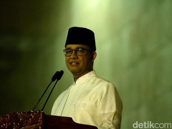 Anies yang Tak Sebut Jokowi Sebagai Pembimbing