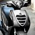 Sơn xe Honda PS phối màu trắng đen xám lông chuột