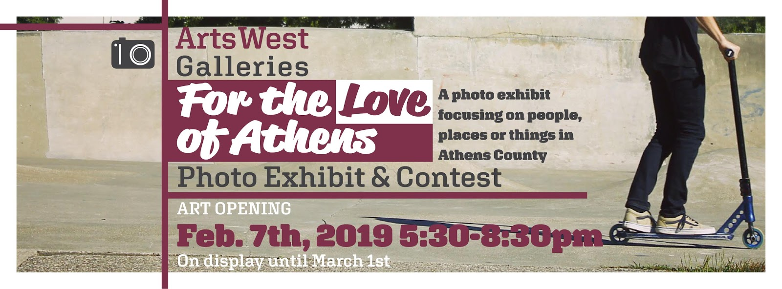 f7528cf687 ARTS West  Athens Community Gateway to the Arts  2019