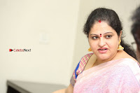 Actress Raasi Latest Pos in Saree at Lanka Movie Interview  0219.JPG