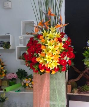 hoa tuoi hai ba trung