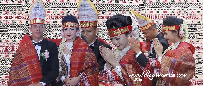 Batak Wedding Part 1 Uniknya Pernikahan Adat Batak Roosvansia