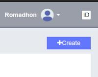 Tombol Create Ticket - Meminta bantuan Tim Support RESET Google Auth Hashnest - Romadhon-byar.blogspot.com