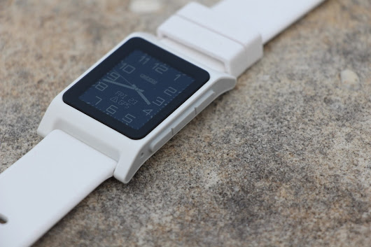 Video Review & Giveaway of Pebble 2 Smart Watch