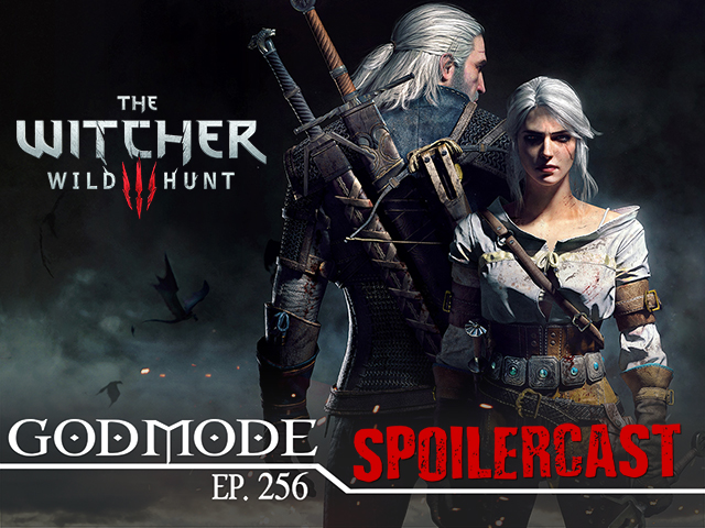 GODMODE 256 - THE WITCHER 3