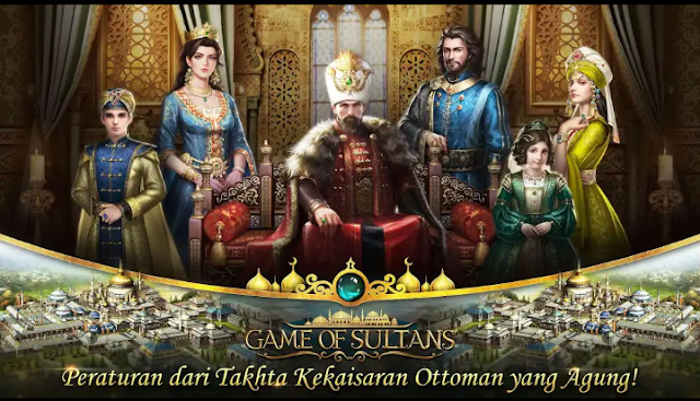 Tips dan trik cheats dan strategi bermain game of sultans walkthrough